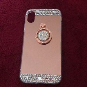 Accessories - iPhone 8 rose gold case